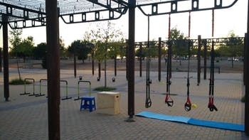 Bootcamp Vallecas - Parque 2