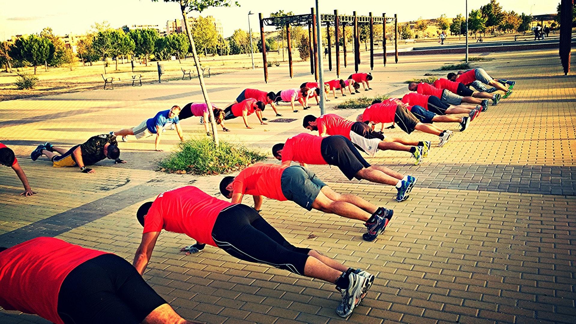 Foto 1 Oferta Bootcamp Vallecas Madrid {2} - GymForLess