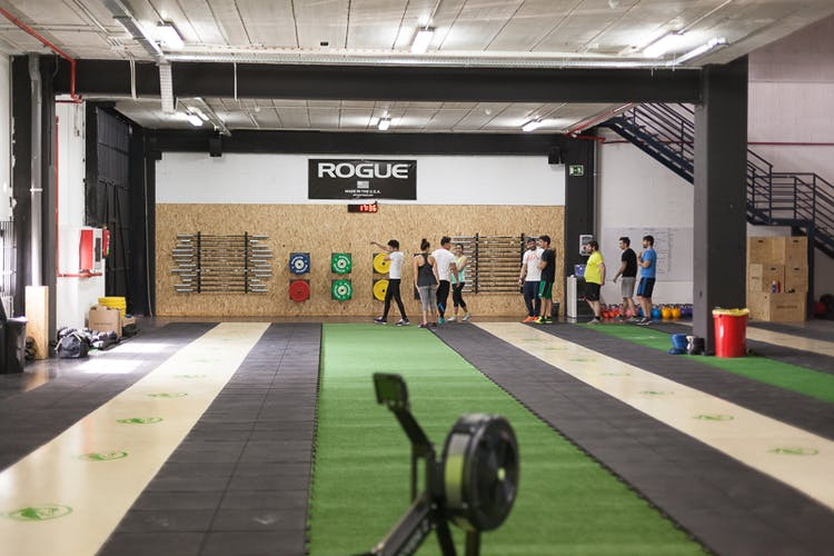 Green Horse Crossfit Center