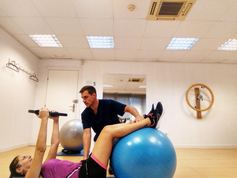 Foto 2 Oferta Fisio sport Cristalia - Pilates y Yoga Madrid {2} - GymForLess