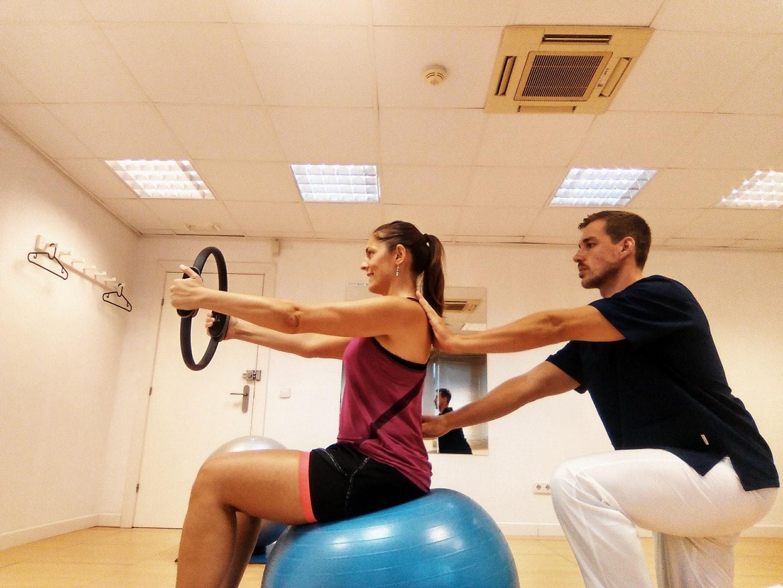Foto 1 Oferta Fisio sport Cristalia - Pilates y Yoga Madrid {2} - GymForLess