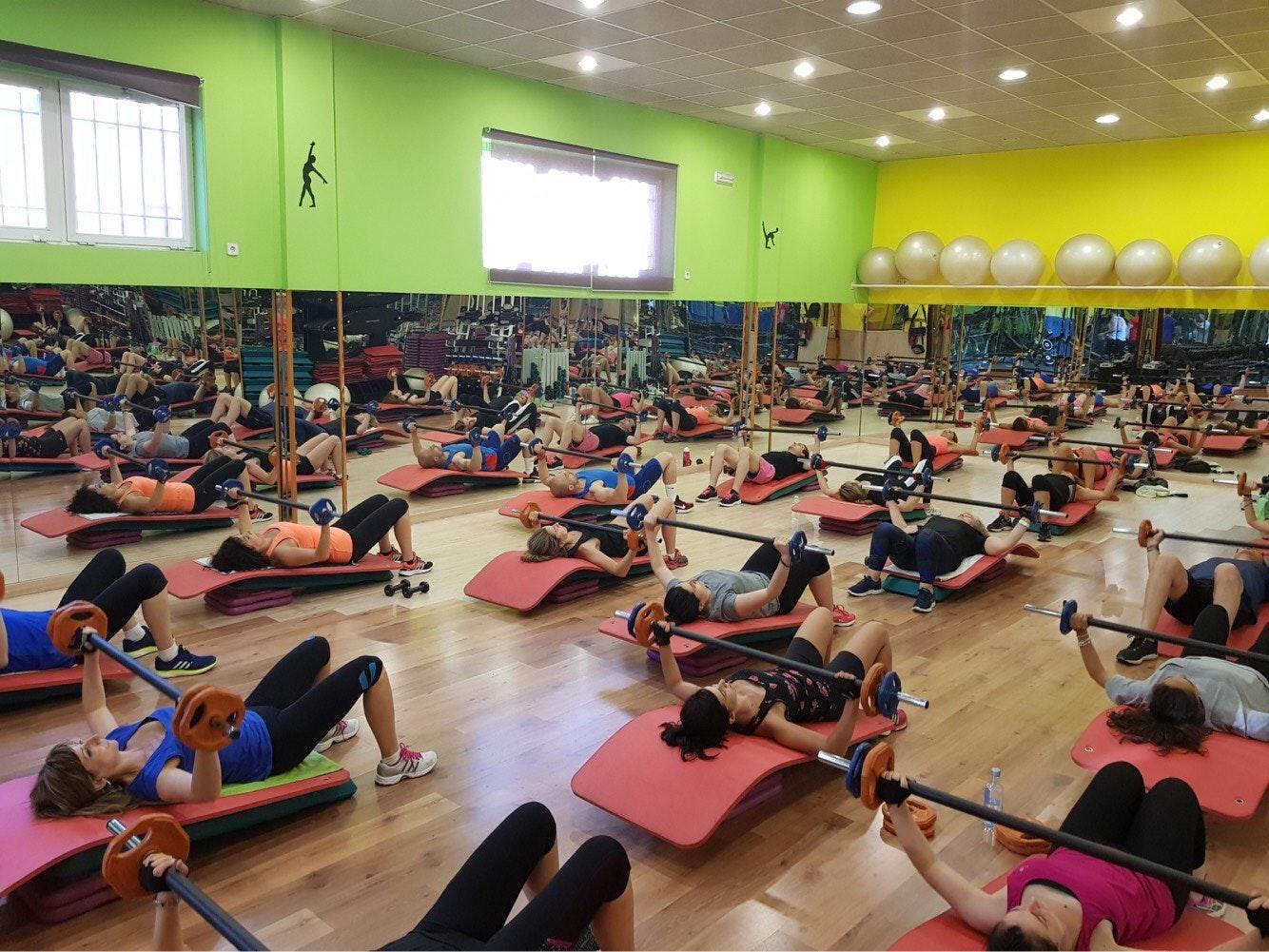 Foto 4 Oferta Gym Delfos Ciudad Real {2} - GymForLess