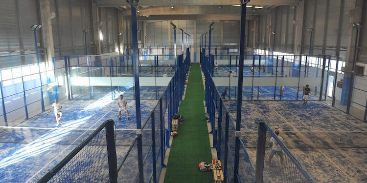 PLANET PADEL INDOOR