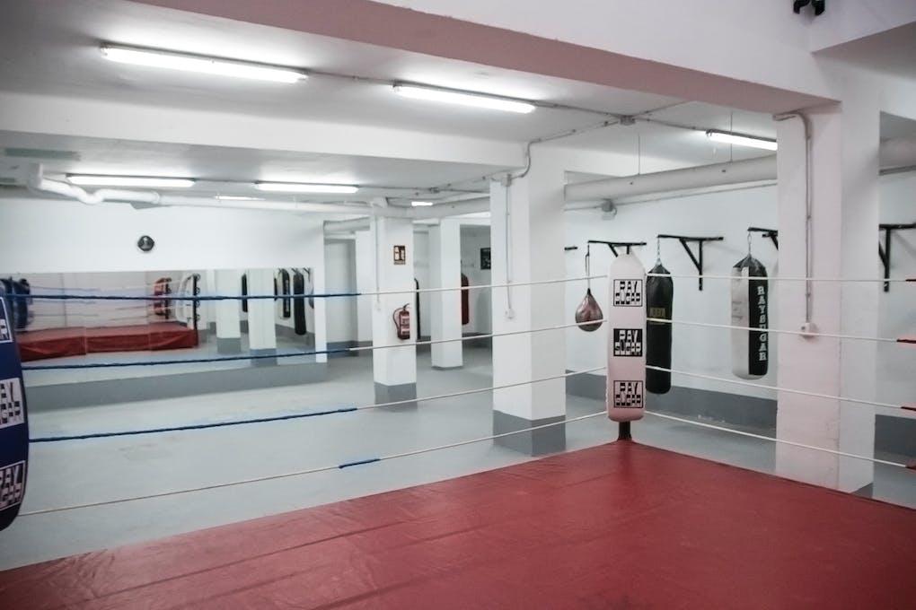 Club de Boxa Ilion Les Corts