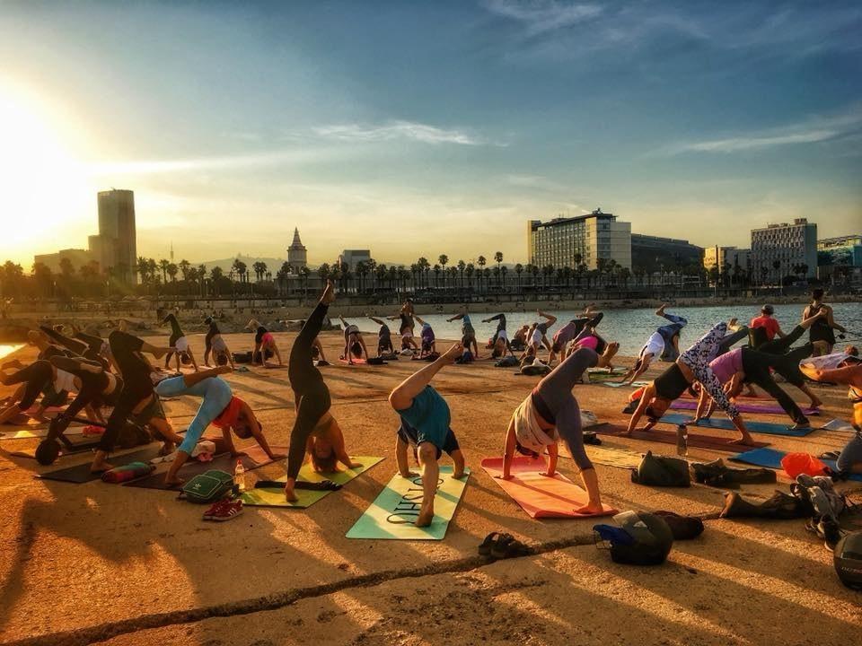 Foto 4 Oferta Soma Yoga Barcelona Barcelona {2} - GymForLess