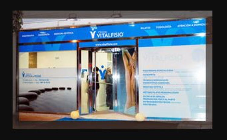 Clínicas Vitalfisio - Calatravas