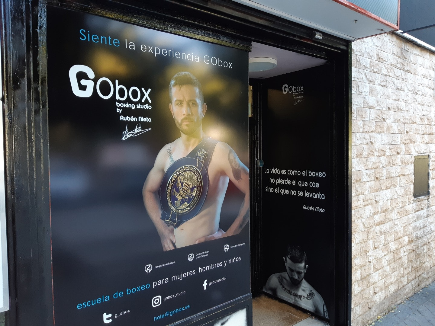 Foto 2 Oferta GObox Boxing Studio Madrid {2} - GymForLess