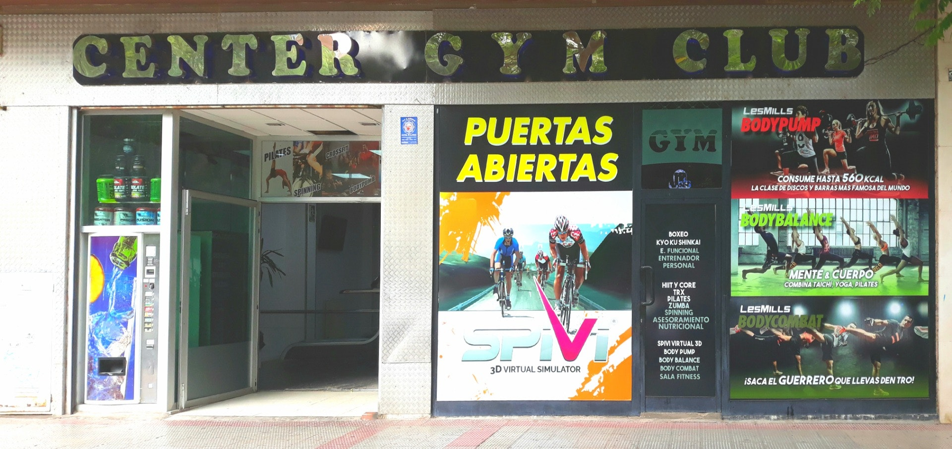 Foto 3 Oferta CENTER GYM CLUB Logroño {2} - GymForLess