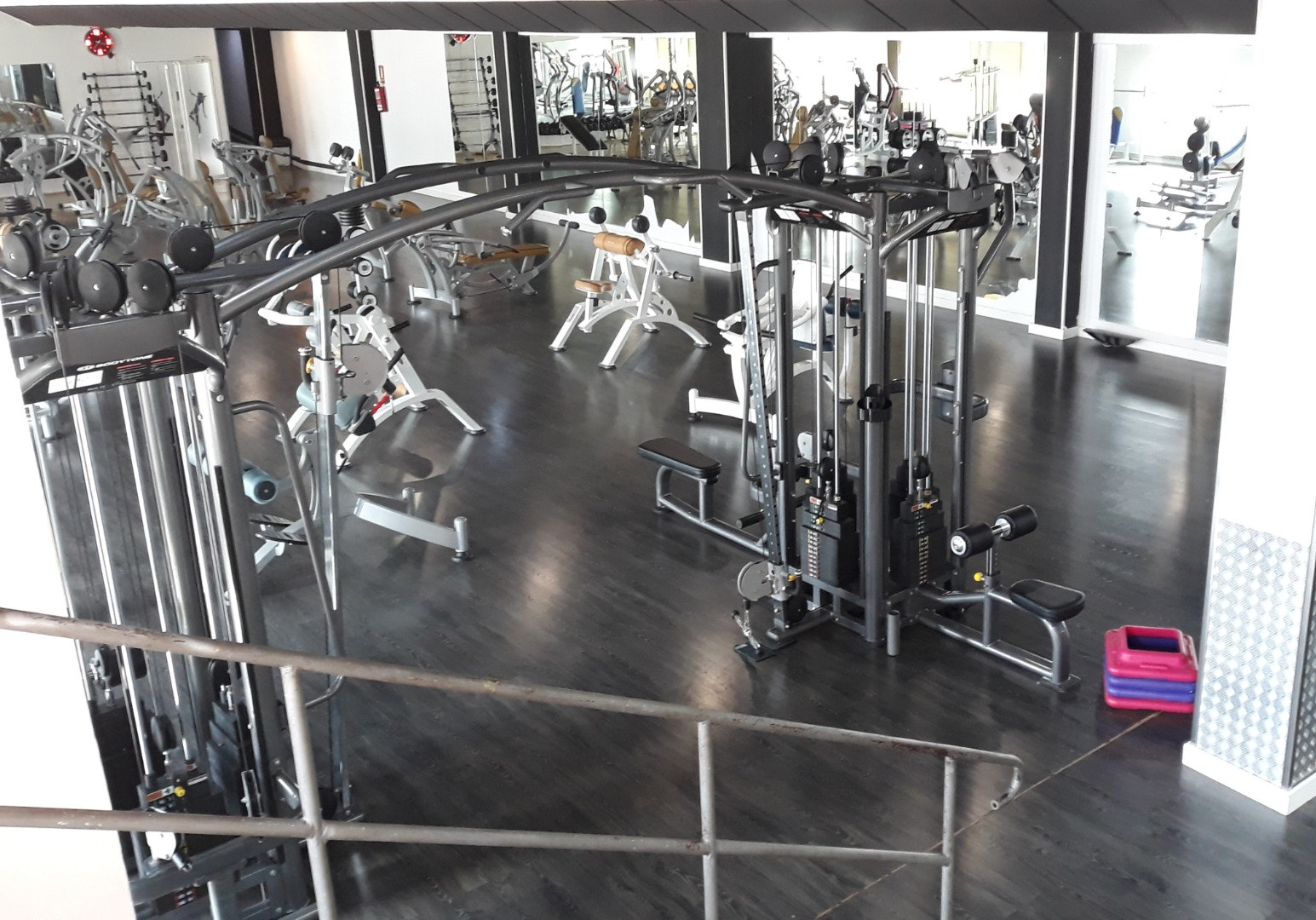 Foto 0 Oferta CENTER GYM CLUB Logroño {2} - GymForLess