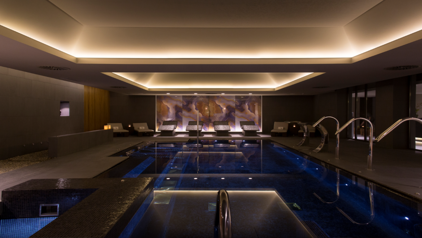 SPA AT Hotel Crowne Plaza