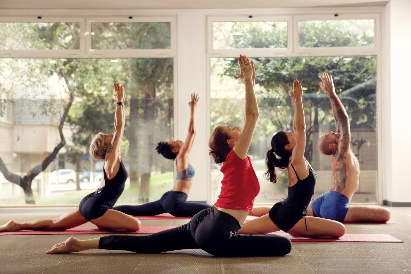 Bikram Yoga Sarria