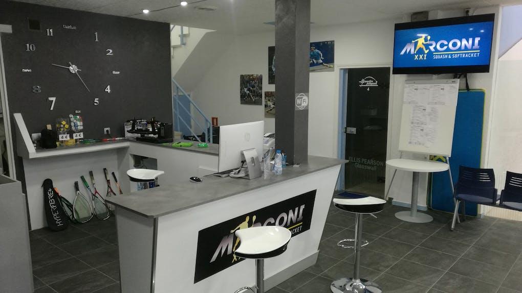 Squash Marconi XXI