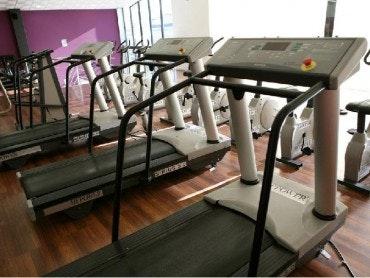 Centro Deportivo Fitness Factory
