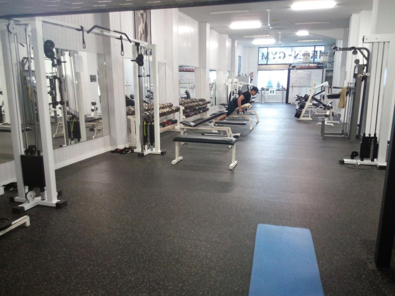 Foto 1 Oferta Iron Gym Logroño {2} - GymForLess