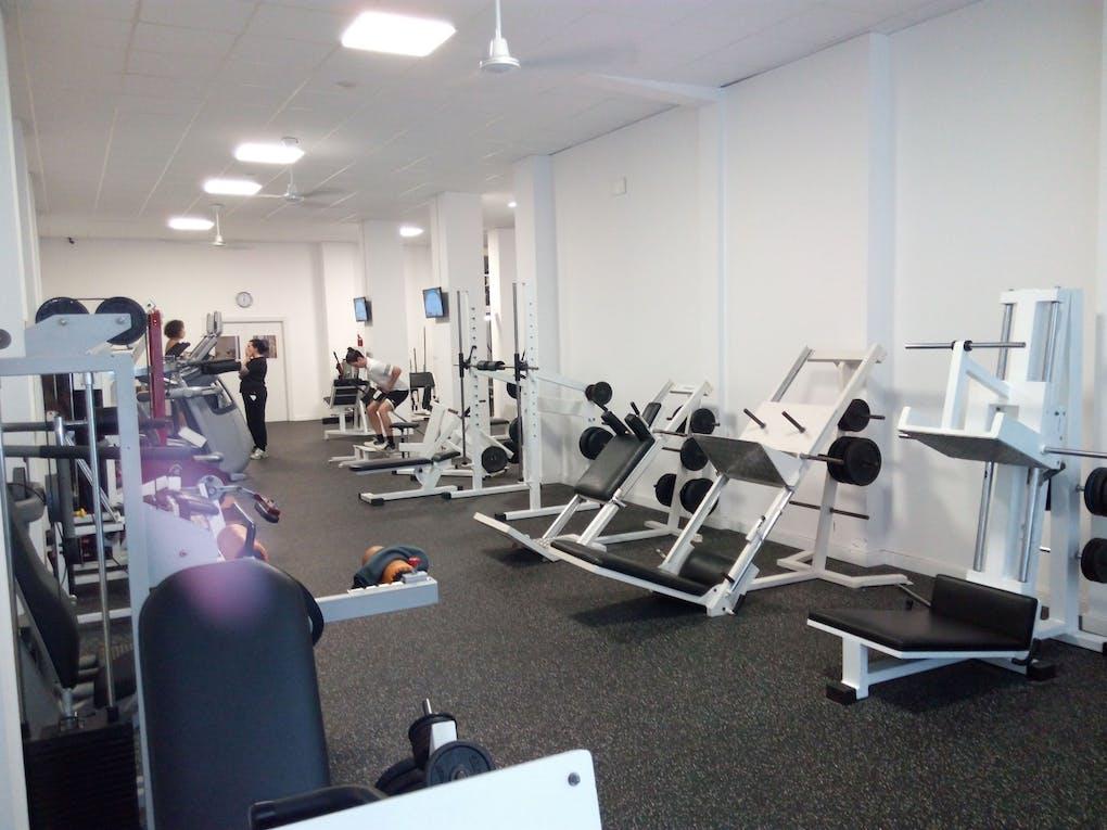 Iron Gym