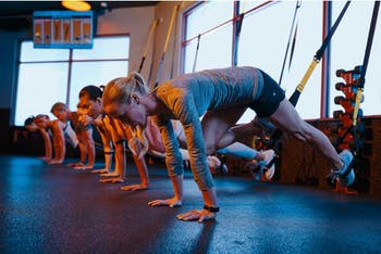 Orangetheory fitness Azca