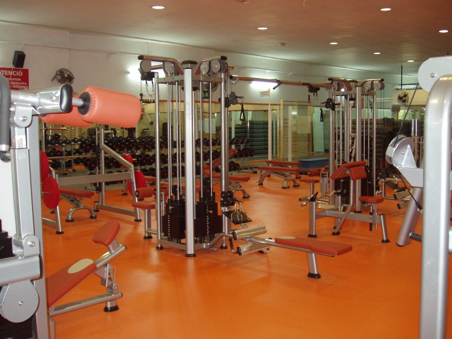 Picture 3 Deals for Pilmos Gym Cornellà de Llobregat {2}