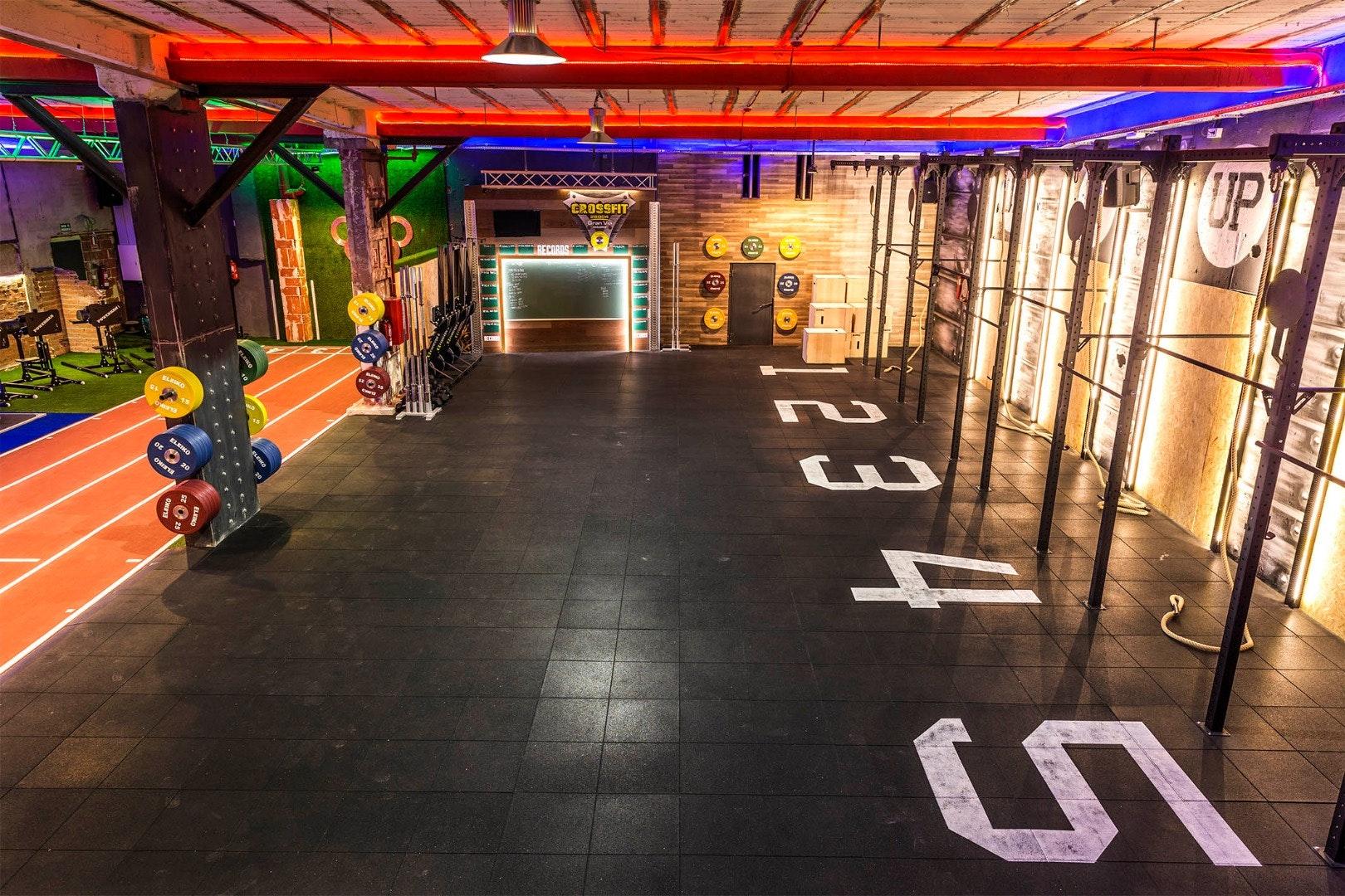 CrossFit Gran Vía