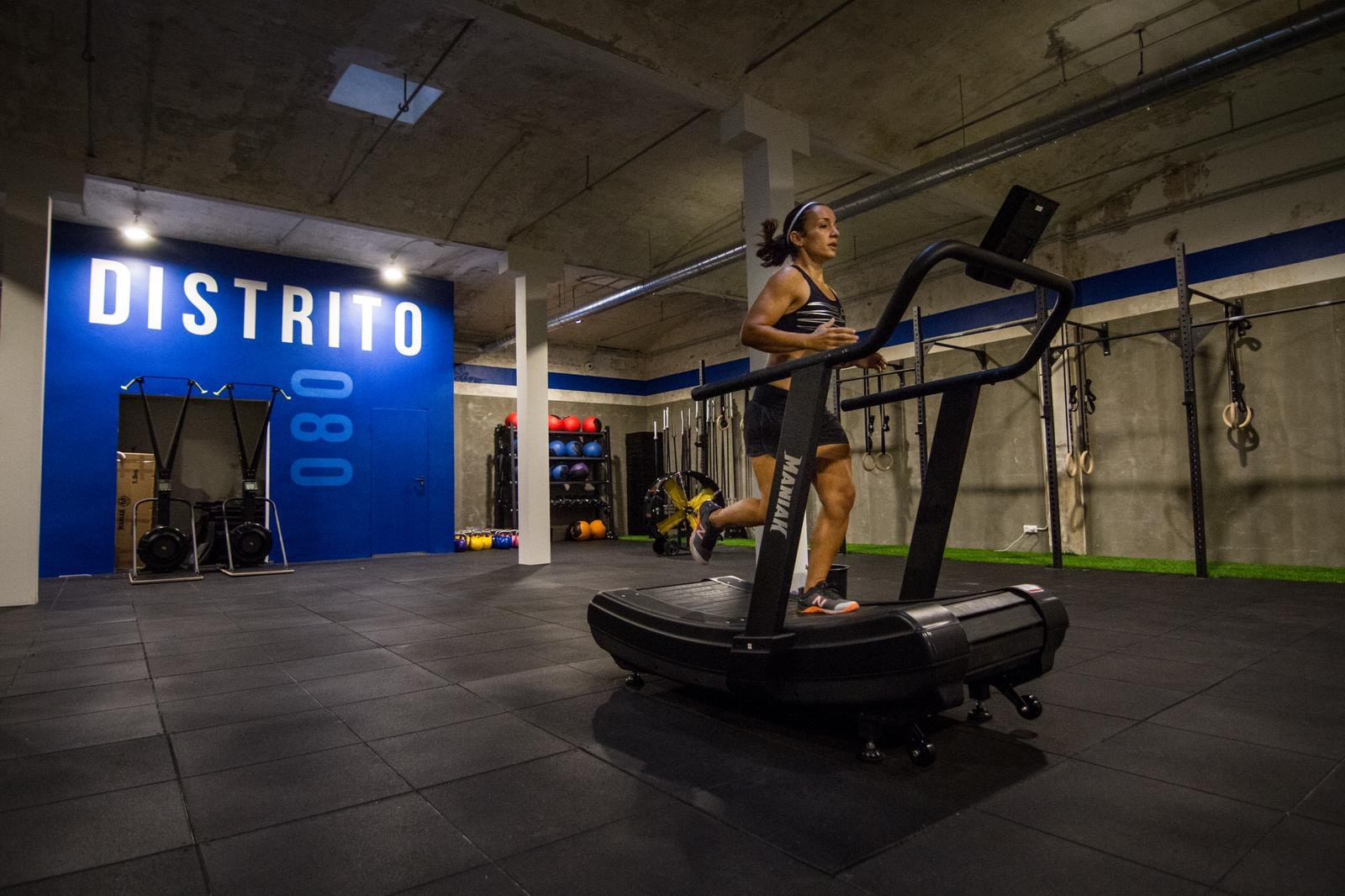 CrossFit distrito 080