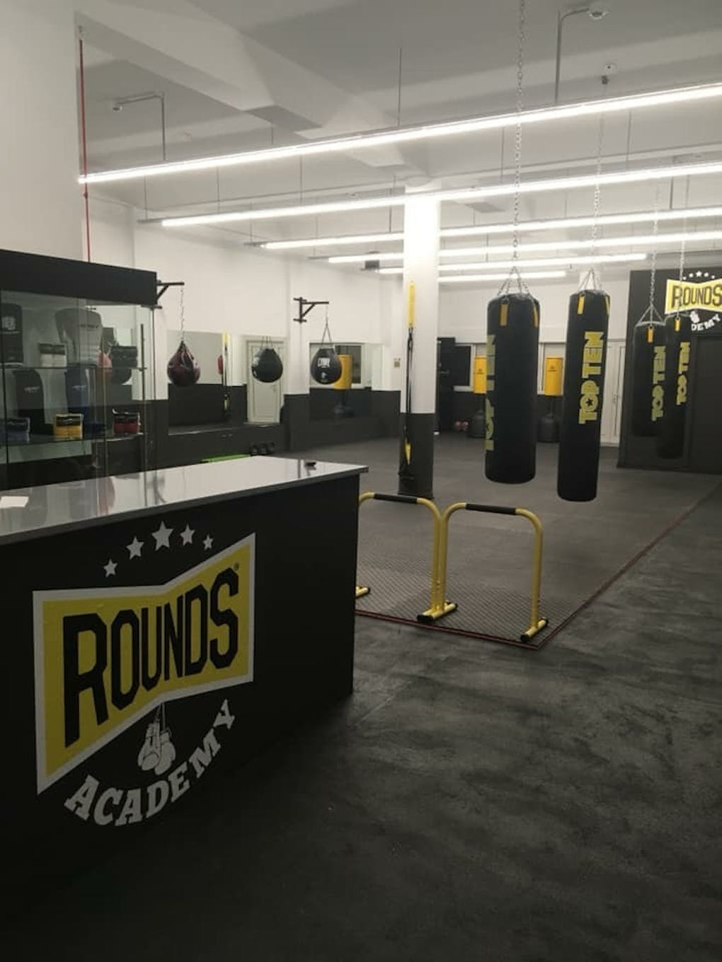 Rounds Academy Benfica