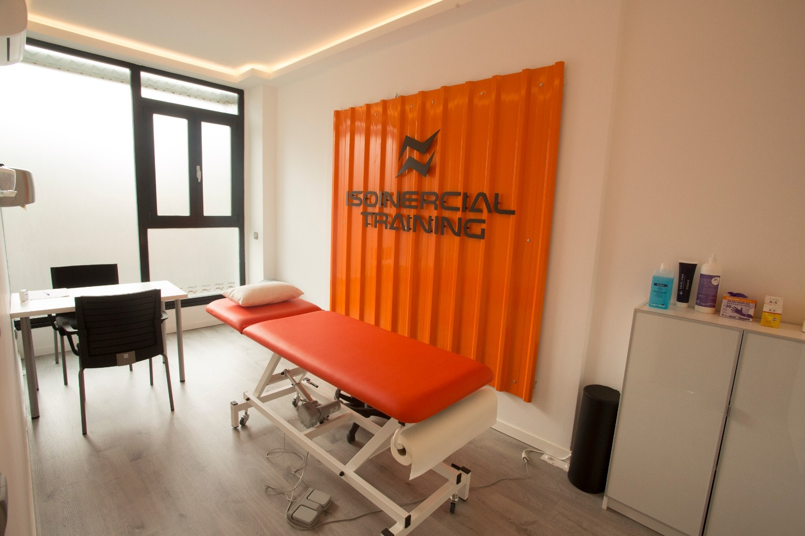 Isoinercial Training - Fisio