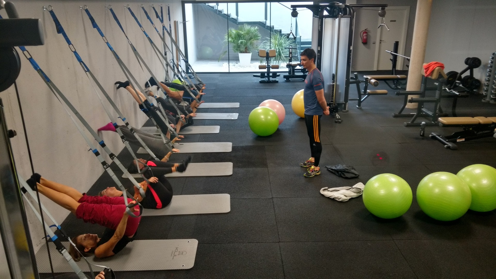 Foto 4 Oferta La Masó Sports Club Madrid {2} - GymForLess