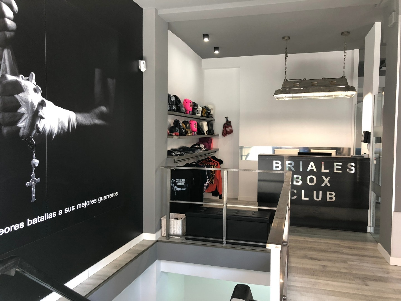 Foto 2 Oferta BRIALES BOXING CLUB Madrid {2} - GymForLess