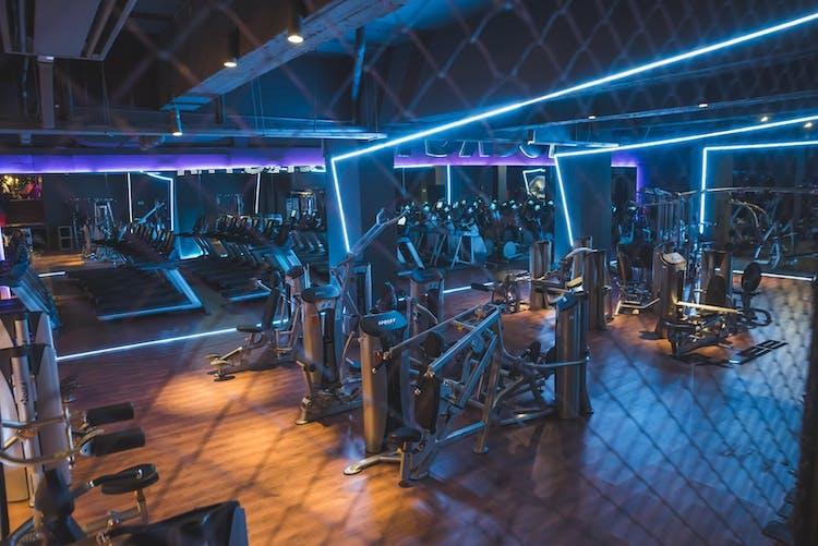 Rock gym Corazón de María