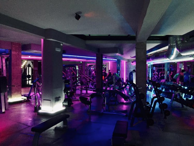 Cr7 Crunch Fitness Badajoz