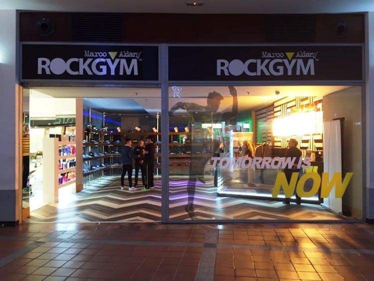 Rock gym Torrelodones