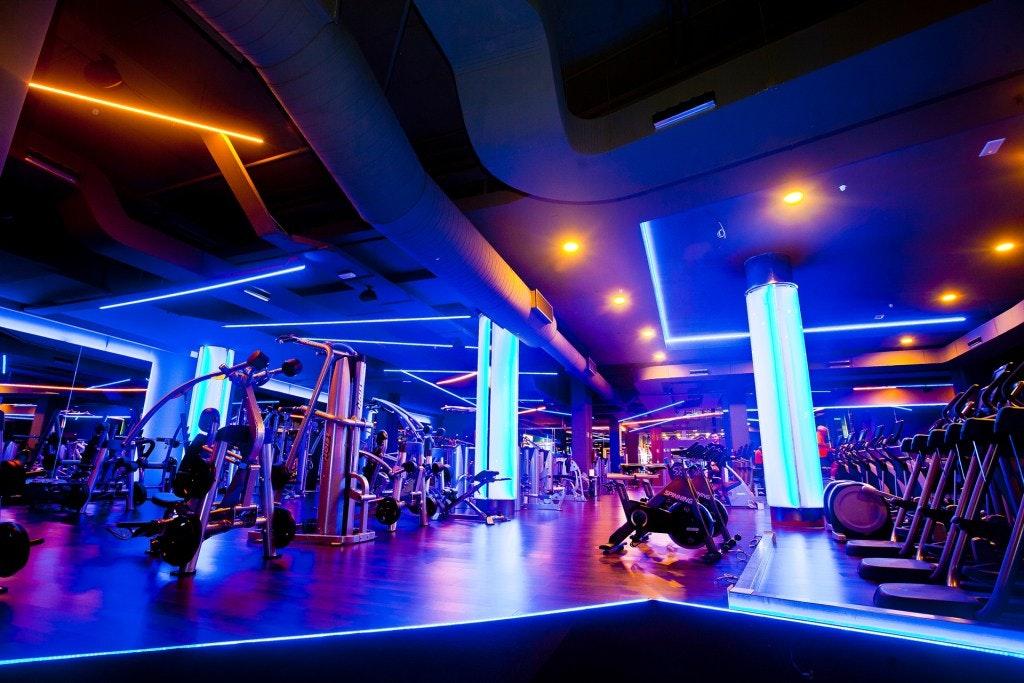 Rock gym Jaen