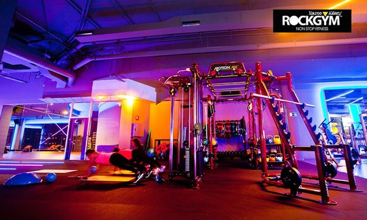 Rock gym Jaen
