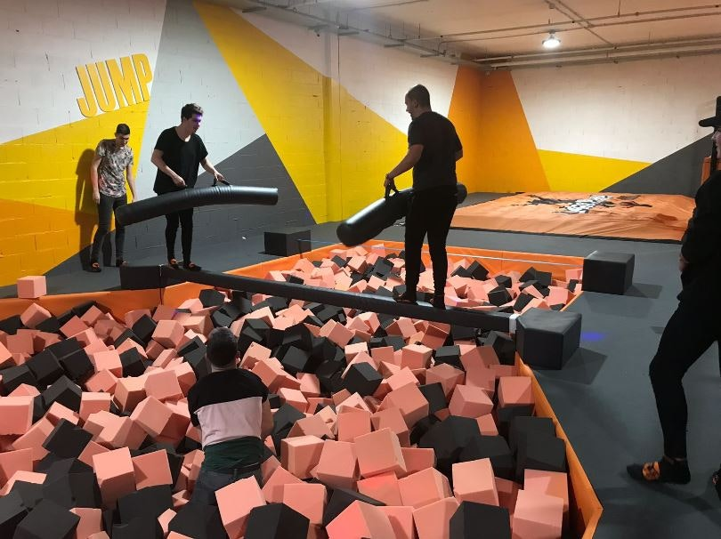 Foto 1 Oferta Urban Planet Jump Rivas Rivas-Vaciamadrid {2} - GymForLess
