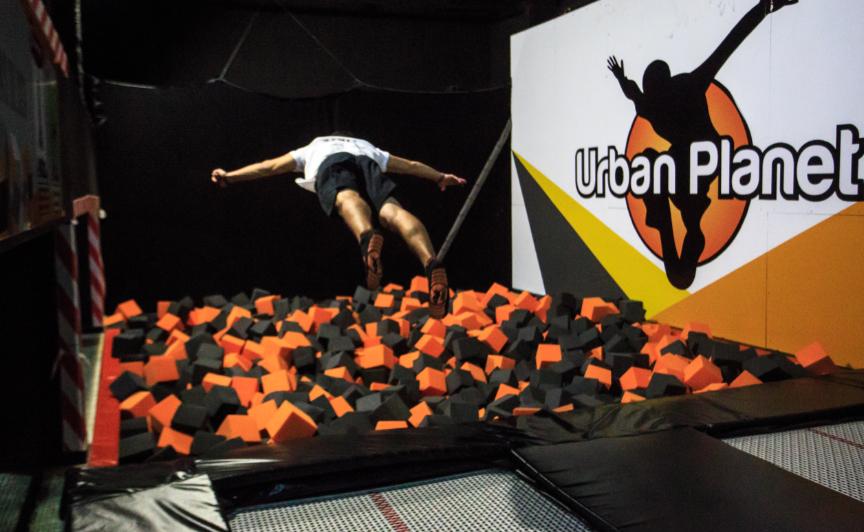 Foto 3 Oferta Urban Planet Jump Las Rozas Las Rozas de Madrid {2} - GymForLess