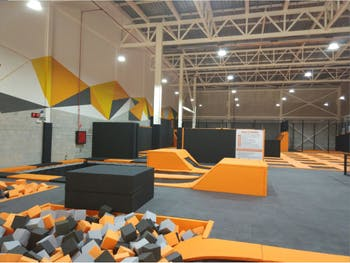 Urban Planet Jump Vistahermosa
