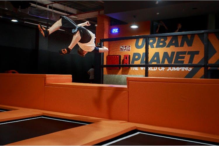 Urban Planet Jump La Zenia