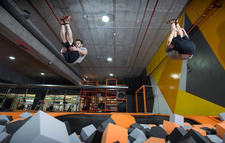 Urban Planet Jump Leganés