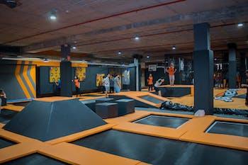 Urban Planet Jump Valencia