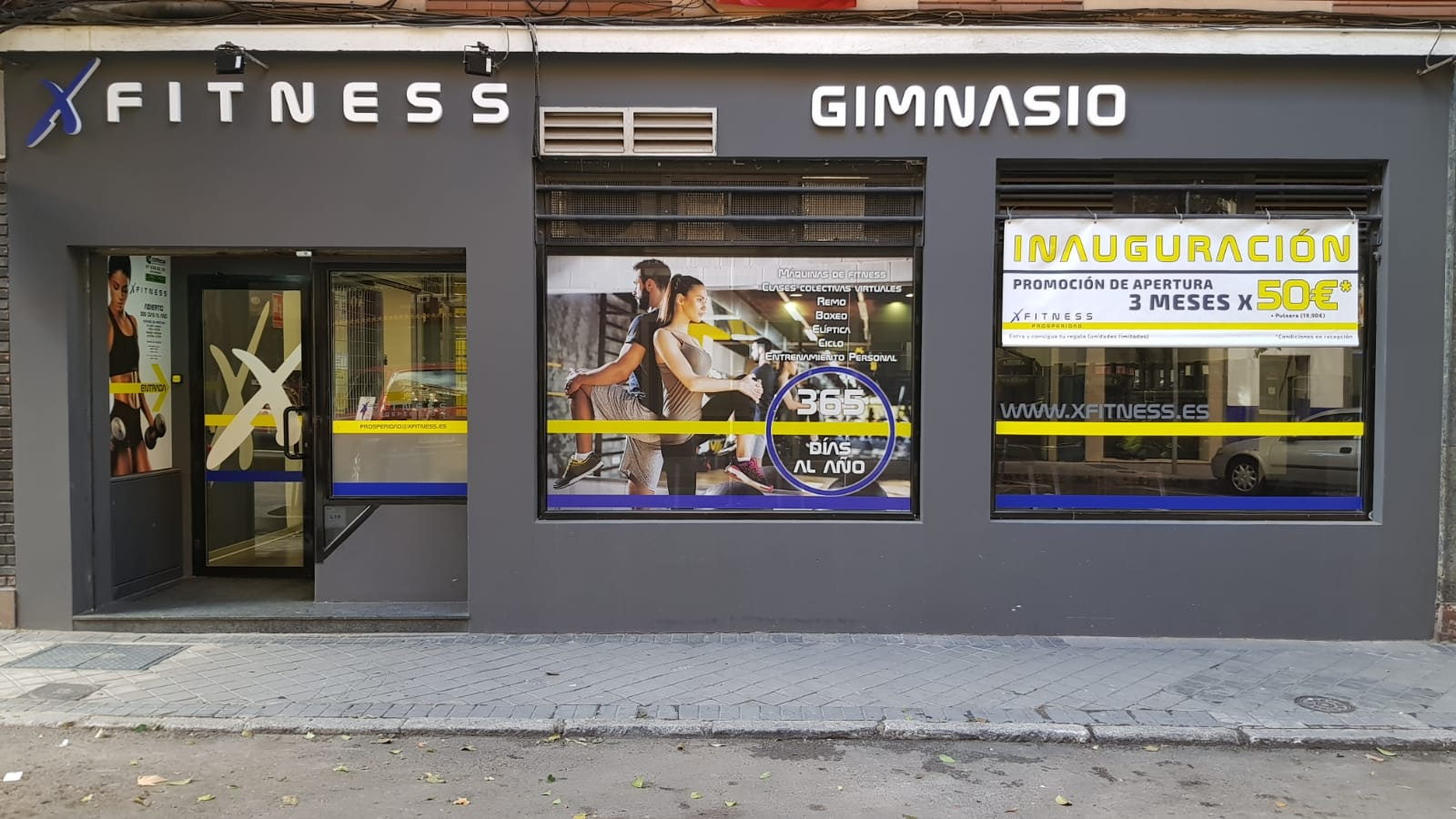 Foto 5 Oferta XFitness Prosperidad Madrid {2} - GymForLess
