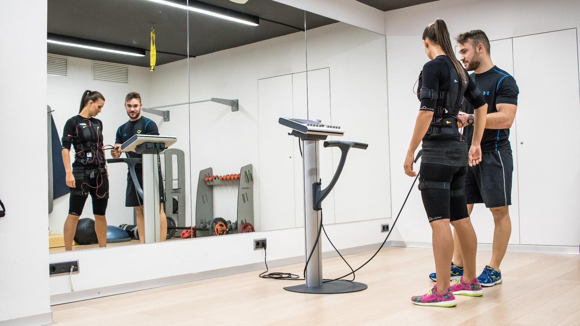 Nytta Sport Electroestimulación