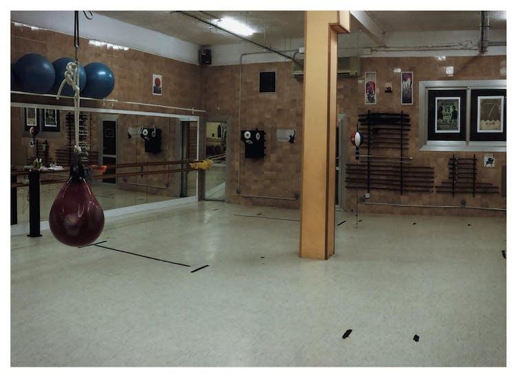The Warriors Martial Arts Club