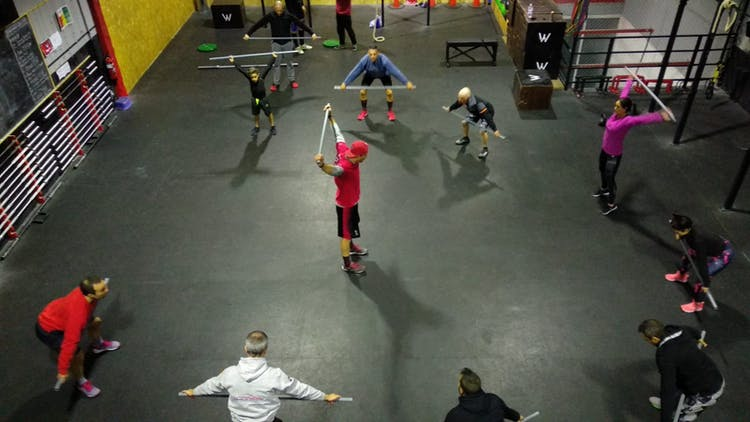 Wishbone Crossfit