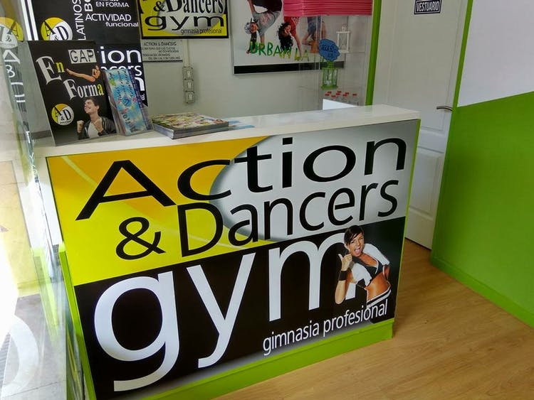 Action and Dancers
