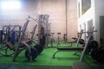 Padelcdm gym