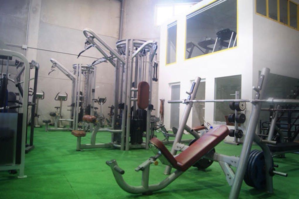 Padelcdm gym