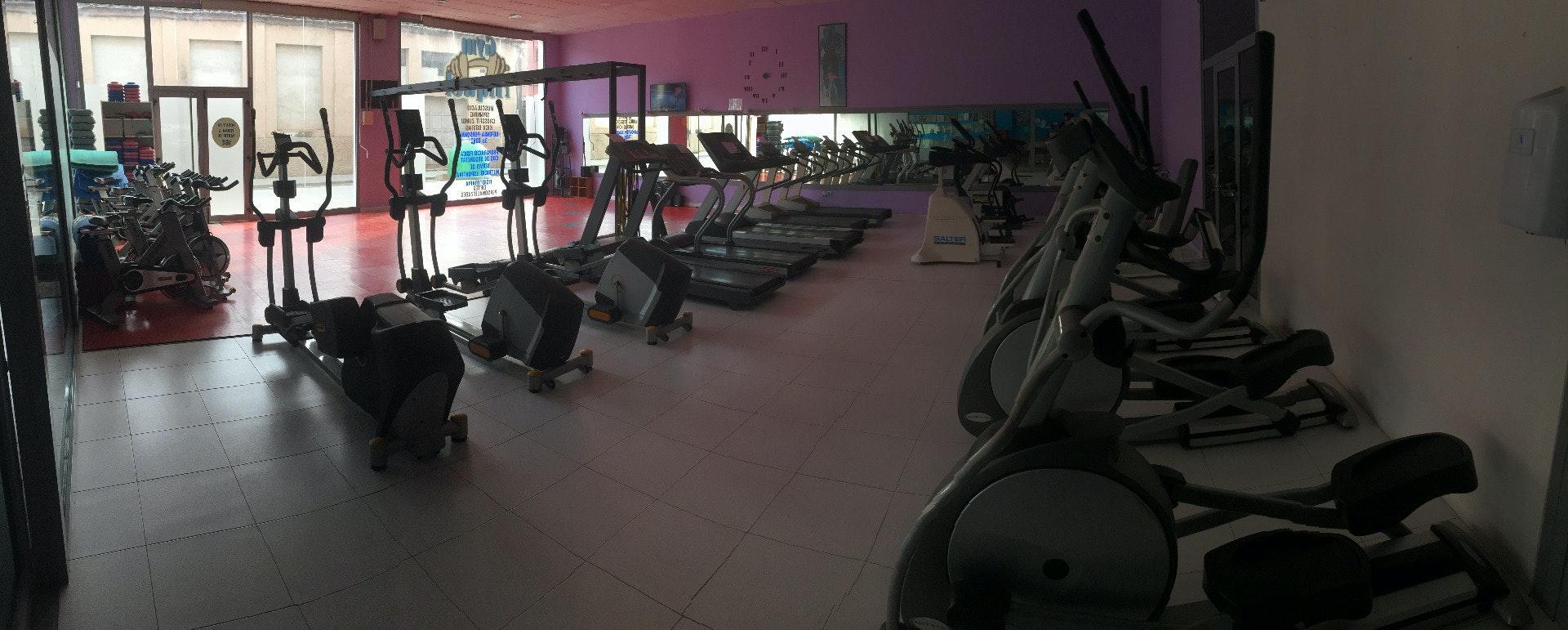 Gym Miquel
