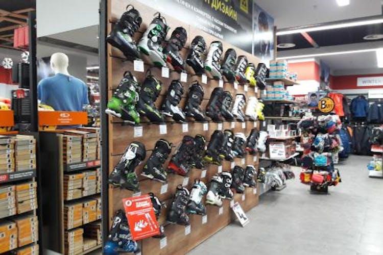SPORT DEPOT Bulgaria Mall