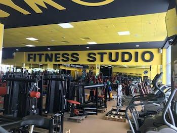 Mega Gym Fitness Studio