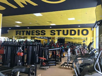 Mega Gym Fitness Studio