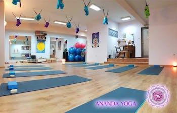 Ананда Йога